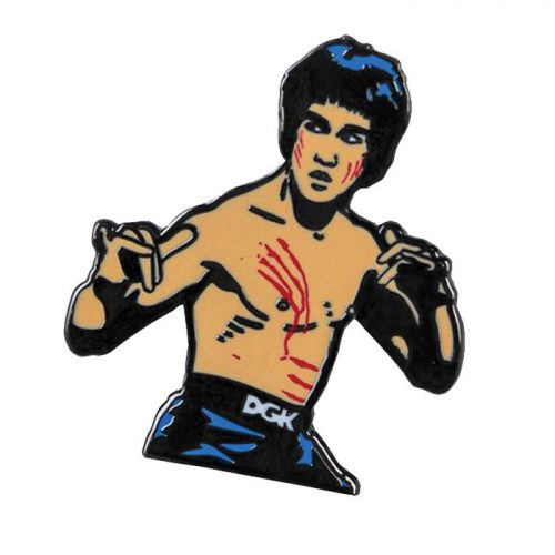 DGK x Bruce Lee Scratch Pin Canada Online Sales Vancouver Pickup