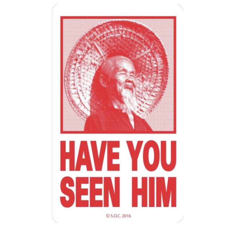 Powell Peralta Animal Chin Have You Seen Him Sticker Canada Online Sales Vancouver Pickup
