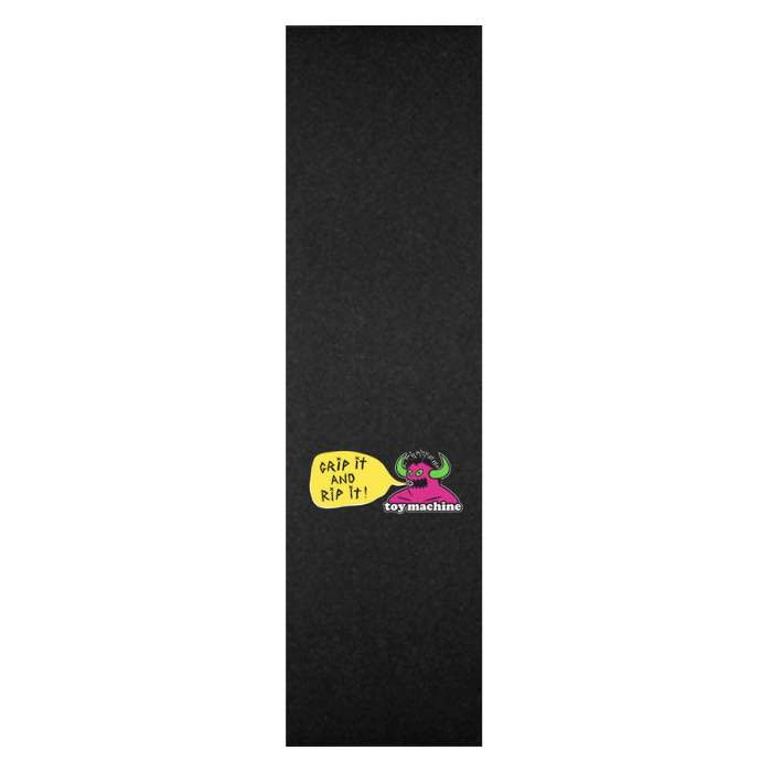 Toy Machine Grip It and Rip It Griptape Canada Online Sales Vancouver Pickup