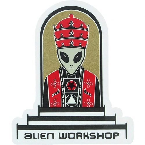 Alien Workshop Skateboards Logo Canada Online Sales Vancouver Pickup