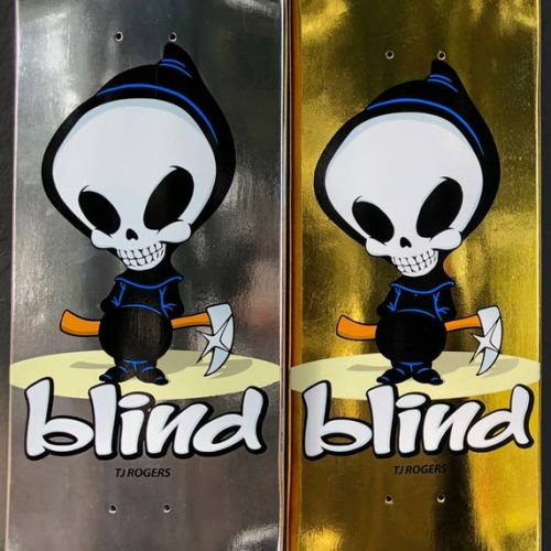 Blind skateboards Canada Online Sales Pickup Vancouver