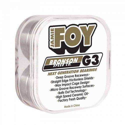 Bronson Bearings Jamie Foy G3 Canada Online Sales Vancouver Pickup