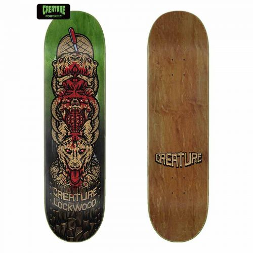 CREATURE DECK LOCKWOOD TOTEM 8.25x32.04 Canada Online Sales Vancouver Pickup