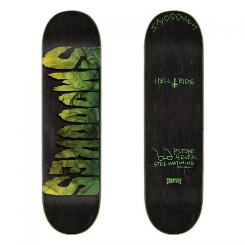 "Milton Martinez Smoookes Deck 8.6"" x 32.11"" Skateboards Canada Online Sales Vancouver Pickup"