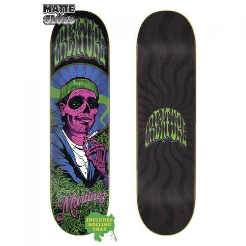 CREATURE DECK SMOKERS CLUB MARTINEZ 8.6x32.11 Canada Online Sales Vancouver Pickup