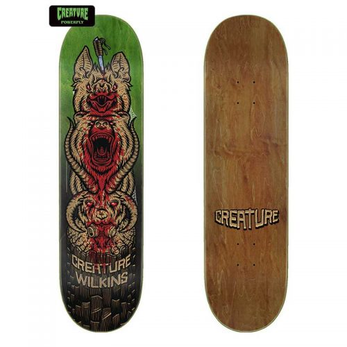 CREATURE DECK WILKINS TOTEM 8.8x32.5 Canada Online Sales Vancouver Pickup