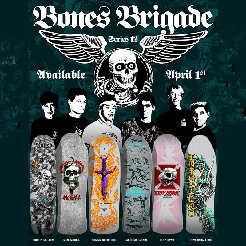 Powell Peralta Series 12 Reissue Canada Online sales Pickup Vancouver