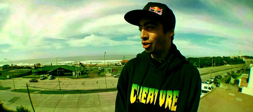 Milton Martinez Creature Skateboards Canada Online Sales Vancouver Pickup