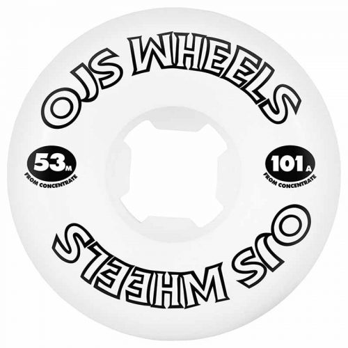 OJS WHEELS From Concentrate Hardline 101A 53mm Canada Online Sales Vancouver Pickup