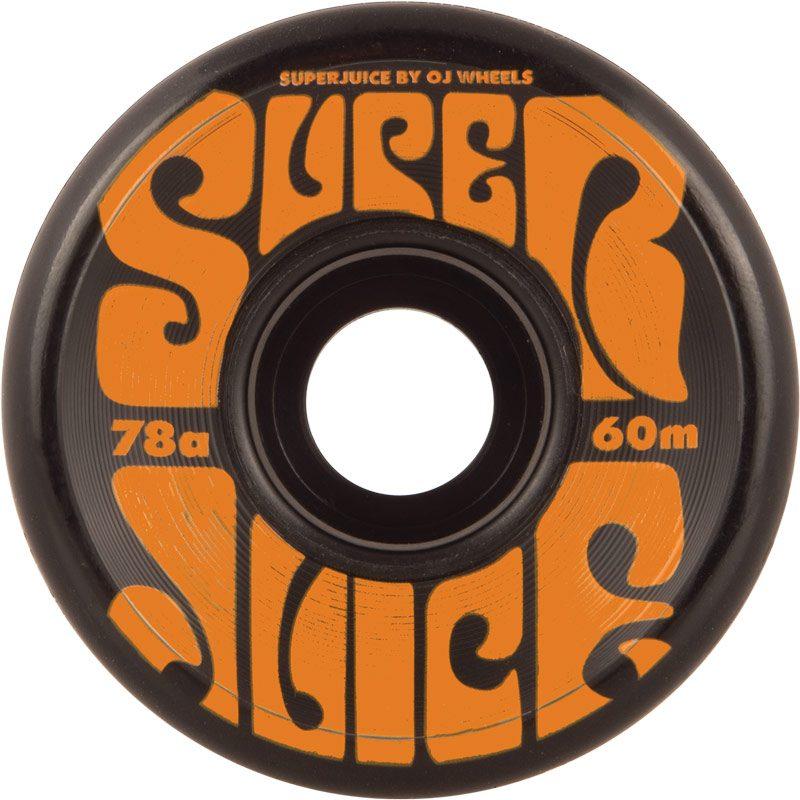 Oj Super Juice Black Skateboard Wheels Canada Online Sales Pickup Vancouver