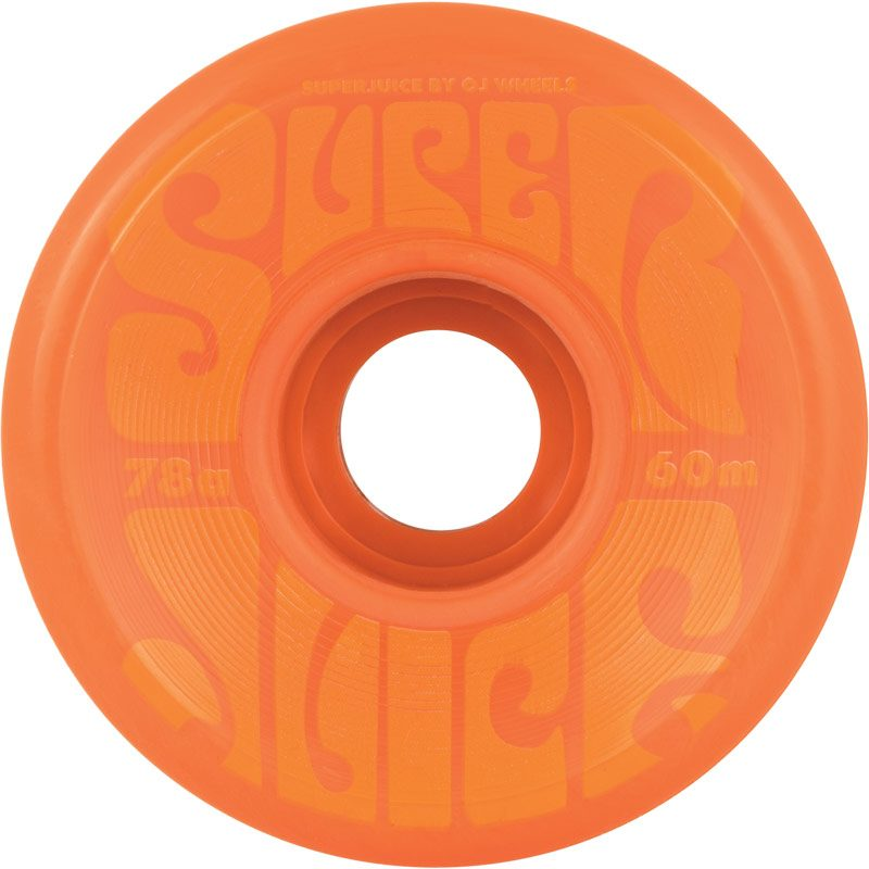 Oj Super Juice Orange Skateboard Wheels Canada Online Sales Pickup Vancouver