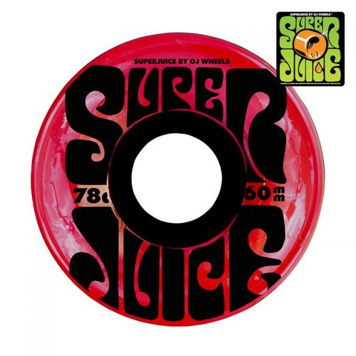 OJ Wheels Trans Red Super Juice Canada Online Sales Vancouver Pickup