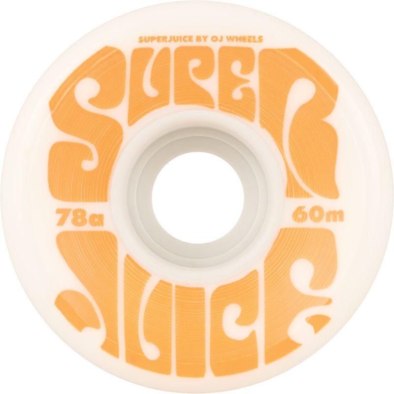 Oj Super Juice White Skateboard Wheels Canada Online Sales Pickup Vancouver