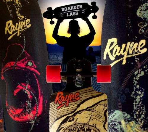 Rayne Longboards Vancouver Canada Online Sales
