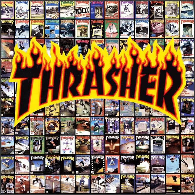 Thrasher Magazine Canada Vancouver Pickup