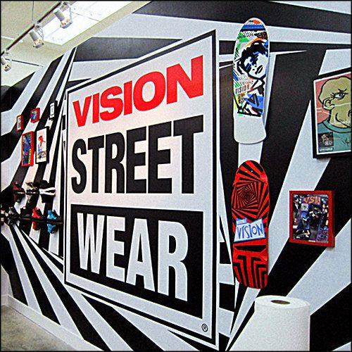 Vision Hosoi Schmitt Stix Tracker Skateboards Canada Pickup Vancouver