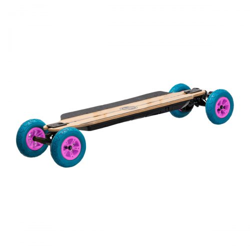 *Pimp Your Ride Edition* Evolve Bamboo GTR All-Terrain Electric Skateboard Canada Online Sales Vancouver Pickup