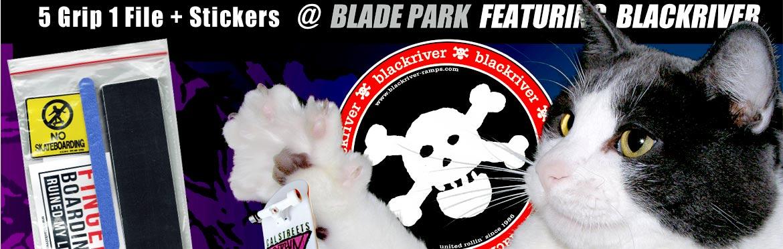 Blade Fingerboard Park Blackriver Fingerjam Contest Series