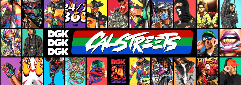 CalStreets DGK Skateboards Canada Online Sales Pickup Vancouver