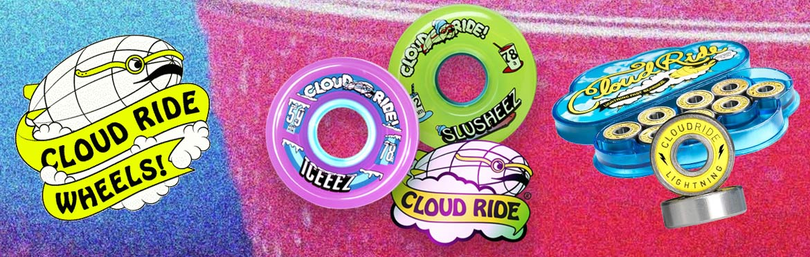 Cloud Ride Bearings & Wheels Canada Online Sales Pickup Vancouver