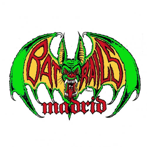 Madrid Bat Rails Sticker Canada Online Sales Pickup Vancouver