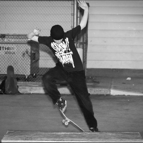 Olek Skate Plaza Vancouver Canada