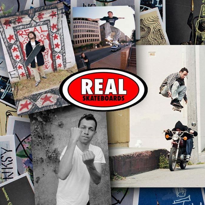 Real Skateboards Canada Sales Pickup Vancouver