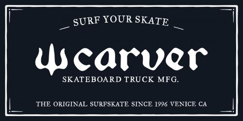 Canada Carver Surfskates Online Sales Vancouver