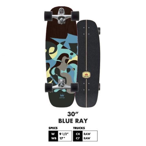 Carver Blue Ray Skateboard Canada Online Sales Pickup Vancouver