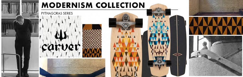 Carver Skateboards Surf Skate Canada Online Sales Vancouver