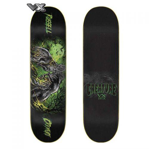 CREATURE VX DECK WILKINS INFINITE 8.8x32.5 Canada Online Sales Vancouver Pickup
