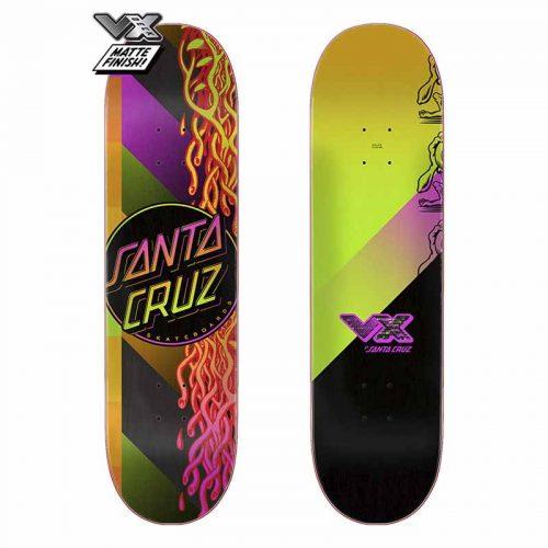 CRUZ VX DECK AFTERGLOW DOT 8.25x31.8 Canada Online Sales Vancouver Pickup