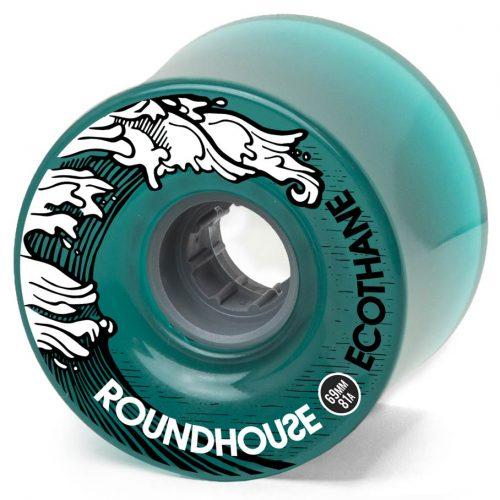 Canada Carver Roundhouse ECOTHANE Wheels Aqua Vancouver Pickup