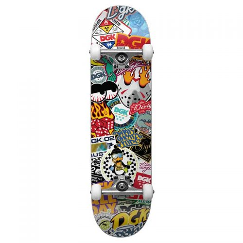 DGK COMPLETE COVERED 7.5 7.75 8.0 Canada Online Sales Vancouver Pickup