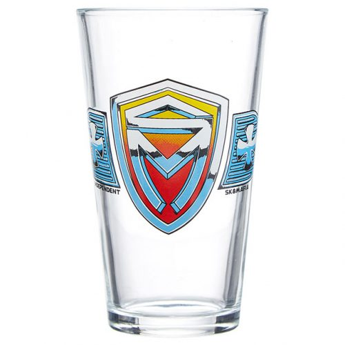 SKATEMAFIA X INDEPENDENT TRUCKS 160Z Pint Glass Canada online Sales Vancouver