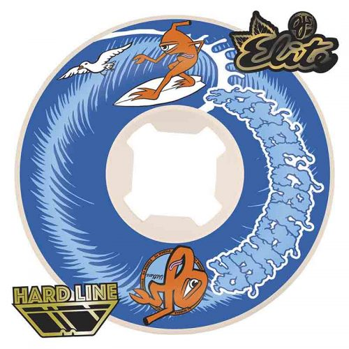 OJS WHEELS AXEL CRUSHER HARDLINE 101A 56mm Canada Online Sales Vancouver Pickup