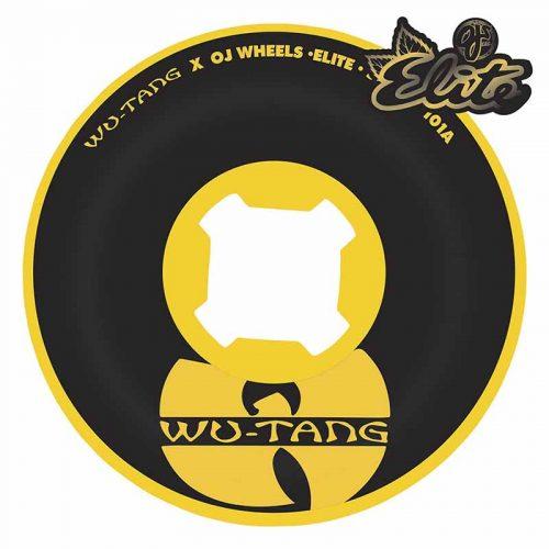 OJS WHEELS WU-TANG ELITE EZ EDGE 101A 54mm Canada Online Sales Vancouver Pickup