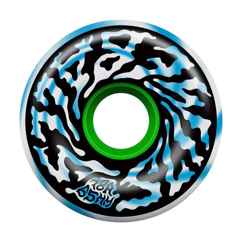 SLIME BALLS WHEELS SWIRLY TRANS BLU 78A 65mm Canada Online Sales Vancouver Pickup
