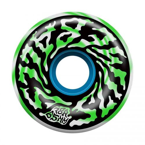 SLIME BALLS WHEELS SWIRLY TRANS GRN 78A 65mm Canada Online Sales Vancouver Pickup