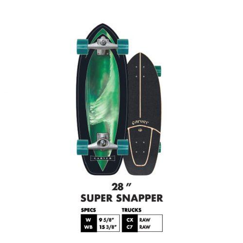 Carver Super Snapper Canada Online Sales Pickup Vancouver