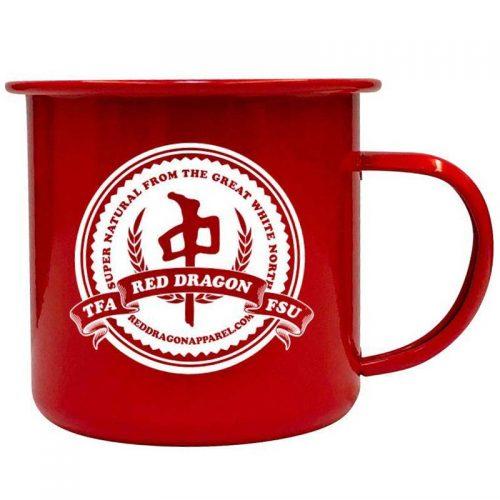 RDS Super Natural Camping Mug Red Canada Online Sales Vancouver Pickup