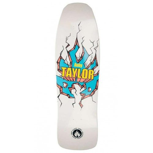 Black Label Auby Taylor Breakout Deck White Canada Online Sales Vancouver Pickup