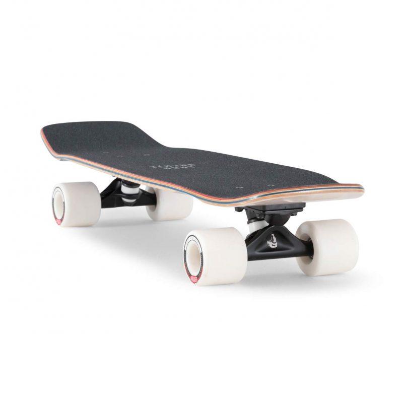 LANDYACHTZ Skate Cruiser Dinghy Coffin Cocktail 28,2 x 8.3