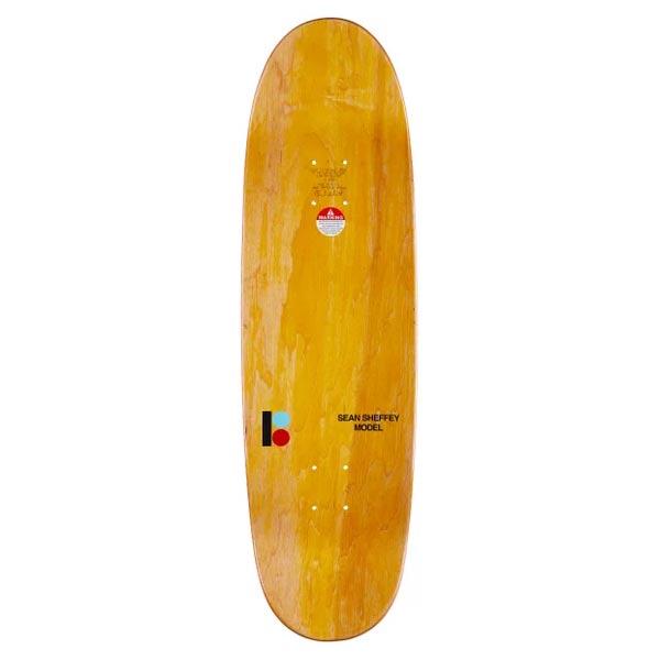 Plan B Sean Sheffey The Thing Skateboard Deck