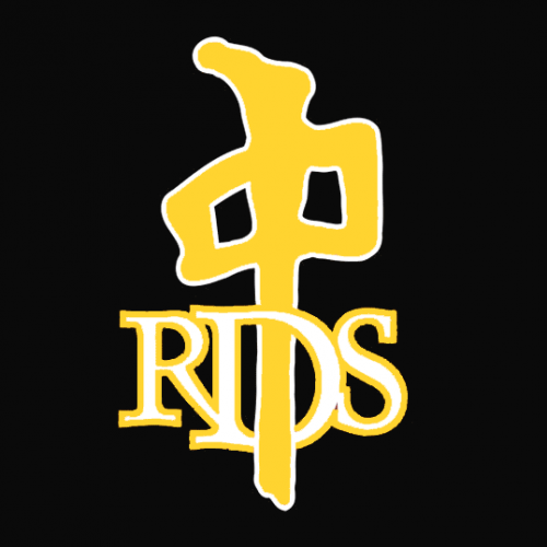 RDS Logo Yellow Flip Red Dragon Skateboards Canada Online Sales Vancouver Pickup