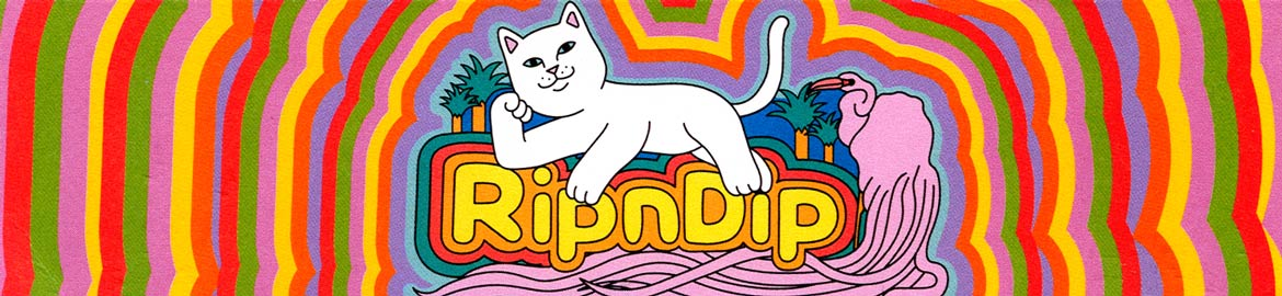 RipNDip Canada Online Sales Stickers Vancouver