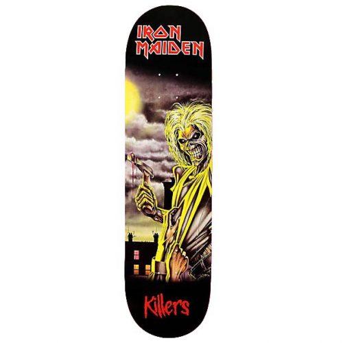 Zero Skateboards X Iron Maiden Killers Deck Canada Online Sales Pickup Vancouver