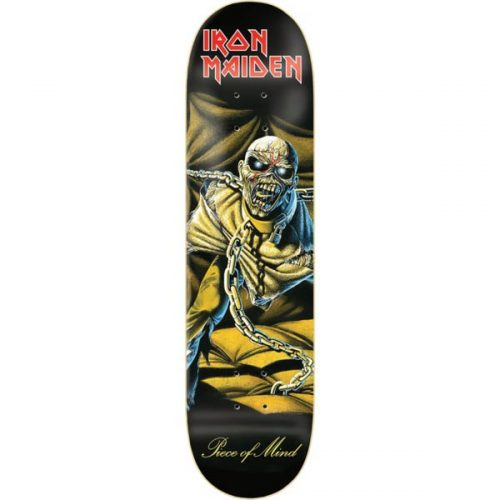 Zero Skateboards X Iron Maiden Piece of Mind Deck Canada Online Sales Vancouver Pickup
