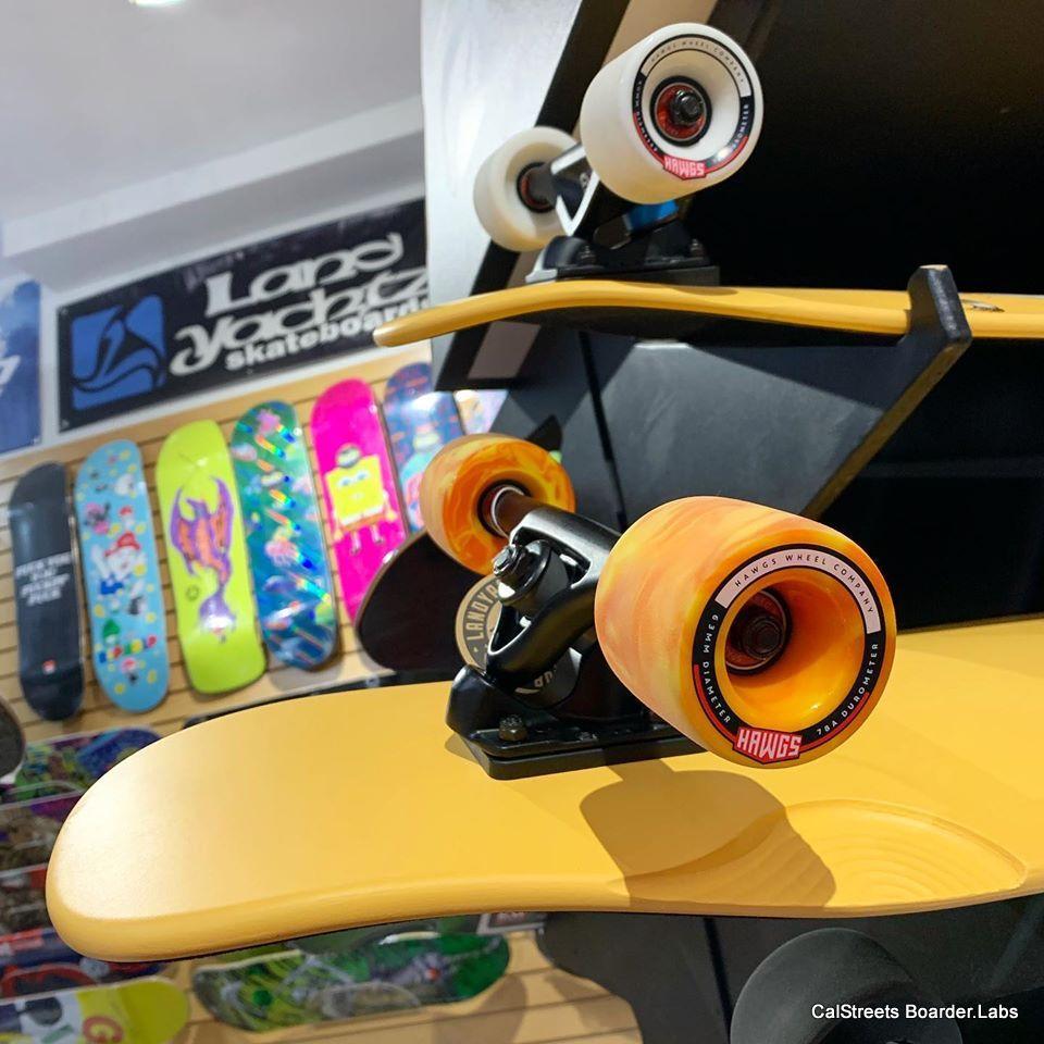 CalStreets BoarderLabs Skateshop SKU-504173