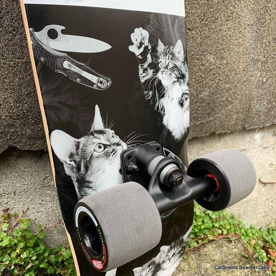 CalStreets BoarderLabs Skateshop SKU-504175